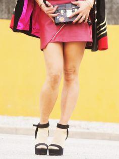 New post on my blog!! www.nekanet.com #gunsandroses #fashiontrends #buscandoaaudrey #edgy #rockerlook #streetstyle