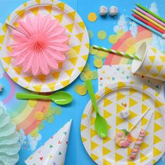 birthday party kits / genius idea!