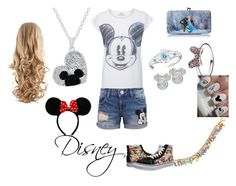 """Disney"" by ellalynnaireruth ❤ liked on Polyvore"