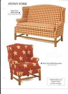 colonial wingback sofas discount reclining sofa sets 40 best primitive style wing back s and more i would sooooo love this chair