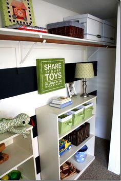 Great Closet Storage
