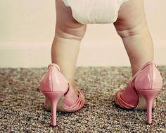 Leuk idee voor een foto van je babymeisje