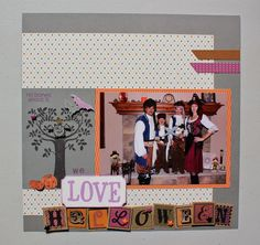 Pam's Crafty Creations: Family is Forever - Stamp of the Month Blog Hop
