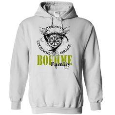 BOEHME Family - Strength Courage Grace https://www.sunfrog.com/Names/BOEHME-Family--Strength-Courage-Grace-vjvnhiunlf-White-50814824-Hoodie.html?46568