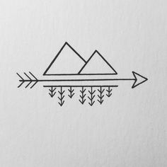 Throwback to this minimalist design. Would you like to see a flash sheet with de. Throwback to this minimalist design. Would you like to see a flash sheet with de. Cute Little Drawings, Cute Easy Drawings, Cool Art Drawings, Doodle Drawings, Doodle Art, Drawing Art, Easy Drawings Sketches, Mini Drawings, Small Drawings
