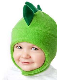 Fun Fleece Hat with Chin Strap; so many variations come to mind!