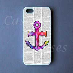 Colorful Anchor