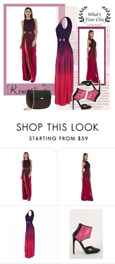 """""""WhatsYourChic outfit - 16"""" by jnatasa ❤ liked on Polyvore featuring Liliana"""