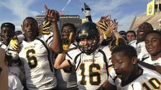 American Heritage runs over Clay 66-8 to win first state #football title. From @Sun Sentinel