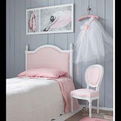Slaapkamer voor een ballerina
