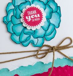 Stampin Up Card Ideas, Videos, Tutorials, Blog - Brandy Cox Brandy's cards - lots of videos and neat ideas