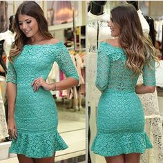 Image may contain: 2 people Cute Dresses, Short Dresses, Prom Dresses, Summer Dresses, Formal Dresses, Fashion Over 50, Fashion Looks, Dress Skirt, Lace Dress