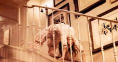 scared the pee-turkey out of me... 1973 The Exorcist!