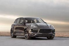TOPCAR Porsche Cayenne Vantage 2 Carbon Edition