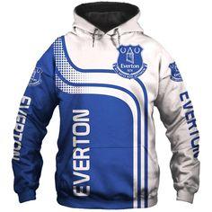 Everton Fleece Robe Royal//Navy Football Boys