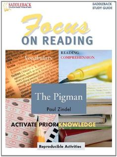 Printables The Pigman Worksheets the pigman webquest english teaching stuff pinterest html focus on reading study guide enhanced libraryusergroup com library of user group