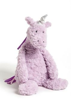 Jellycat 'Charmed Sophia' Unicorn Stuffed Animal available at #Nordstrom