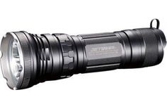 The JETBeam Raptor RRT-3 XML LED Flashlight is specially designed for Military, Law Enforcement, Self-defense, Hunting, Search & Rescue and Outdoor activities. The JETBeam Raptor RRT-3 XML LED Waterproof Military Flashlight features a stainless steel crenelated bezelimage can protect the head from drops and impacts and can be used as a glass breaker or defensive tool during emergencies.
