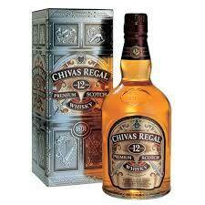 Chivas Regal - 12 years Blended Scotch