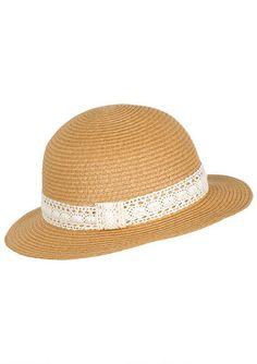 Short Brimmed Hat