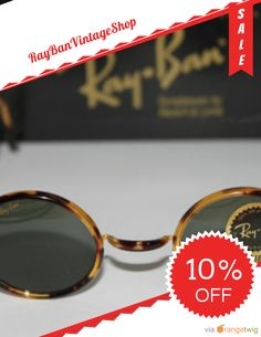 Get 10% OFF on select products. https://orangetwig.com/shops/AAA0zeW/campaigns/AABN8cs?cb=2015009&sn=RayBanVintageShop&ch=pin&crid=AABN8cL