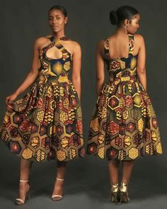 thin strap styles are feasible and this pictures prove how incredibly cute they can be; Scroll down to check this thin strap Ankara styles: African Print Clothing, African Print Dresses, African Fashion Dresses, African Dress, African Prints, African Clothes, African Inspired Fashion, African Print Fashion, Africa Fashion