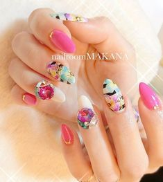 Gorgeous Nails, Love Nails, How To Do Nails, Fun Nails, Chic Nail Art, Chic Nails, Nail Ring, Gel Designs, Resin Jewelry