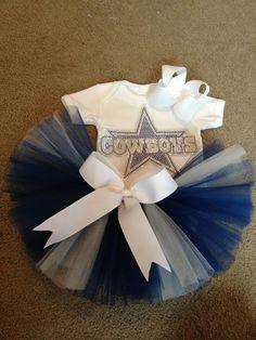 Dallas Cowboys Tutu