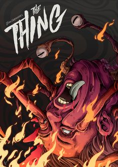 The Thing - Cinearte PUCP Poster on Behance