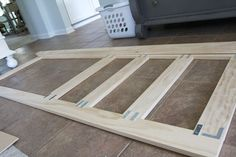 building a screen door | the handmade home