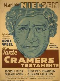 Tante Cramers testamente (1941)