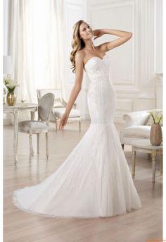 Vestidos de noiva Pronovias Olmeda 2014
