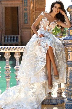 Crystal Design wedding dress