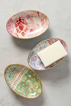 Spring Trellis Soap Dish
