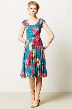 Anthropologie - Quinby Dress