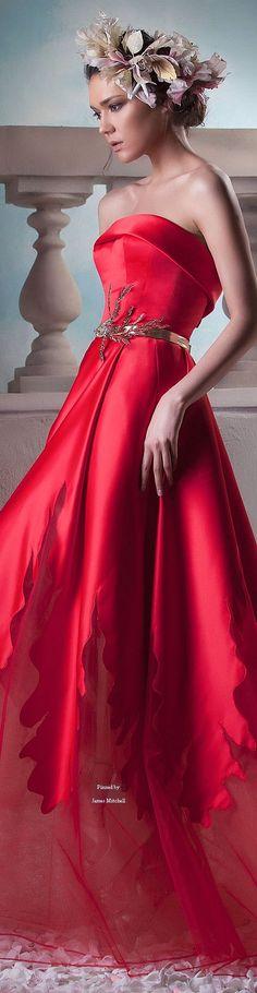 Hanna Touma Couture Spring-summer 2015