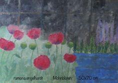 Blüten im Garten First Photo, Painting, Art, Abstract, Art Background, Painting Art, Paintings, Kunst, Drawings