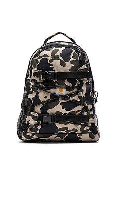0f36550f7955 Carhartt WIP Kickflip Backpack in Camo Duck
