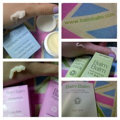 Gee Whiskers review on Balm Balm