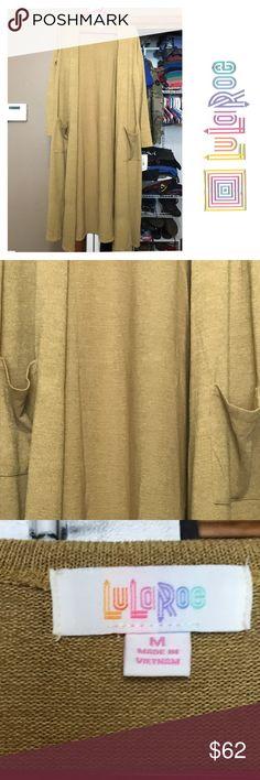 NWT LuLaRoe Sarah Duster Cardigan Size medium. NWT. 96% Polyester, 4% Spandex LuLaRoe Sweaters Cardigans