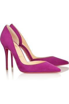 Christian Louboutin So Kate Black Pumps. Shop Them Here: http ...