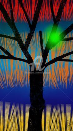 Orb (Digitale Künste) von Manfred Hoppe