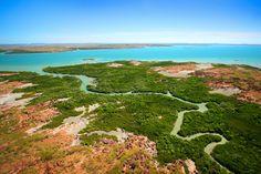 The Kimberley coast, nearly 13,000 kilometres of coastline and more than 2,633 islands. (Photo: Dan Proud Photography)