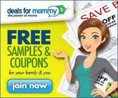 FREE Samples, Coupons, and Exclusive Deals - Just for Moms! => http://freebies-for-baby.com/3049/free-samples-coupons-at-deals-for-mommy #BabyFreebies #BabySamples #FreeSamples