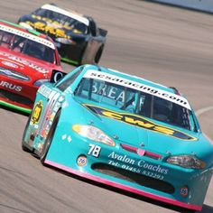 Stock Car Ride Along at Las Vegas Motor Speedway - great for a Dad/Father in law!