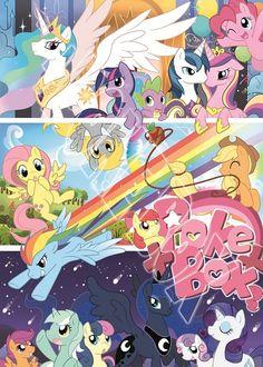 My Little Pony Friendship is Magic Anime