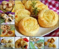 raccolta ricette per antipasti aperitivo buffet