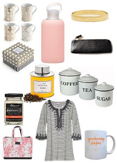 10 Mother's Day Gifts from @Liz Mester McAvoy / What Dress Code?! #ispyABD // Dollface mug available in the Online Shop!