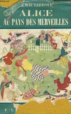 Alice in Wonderland. Year: #1949. Country: #France