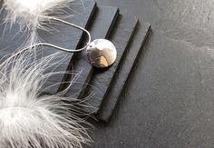'World Pendant ' - partnofnthe 'Ljd' Collection x. #worldjewellery. #agnesdrjewellery #globe #sterlingsilver